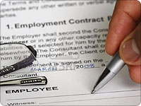While Most Employees Do Not Have A Written Employment Agreement With Their  Company, Some Businesses Offer Certain Professionals And Executives  Employment ...